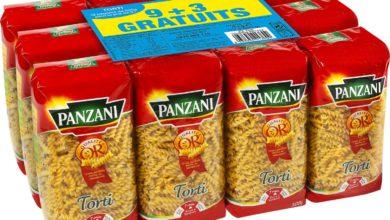 Photo of Intoxication alimentaire : la marque Panzani lance un rappel de ses produits
