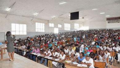 Photo of Enseignement supérieur : 58 étudiants pour un enseignant au Cameroun