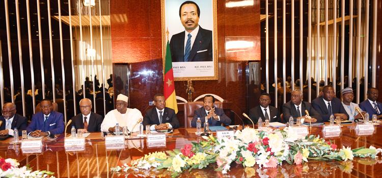 Conseil de ministres: ce que Paul Biya a dit à ses nouveaux ministres -  EcoMatin