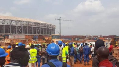 Photo of Stade Paul Biya à Olembe: l'autre scandale de la CAN 2019