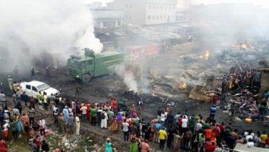 Photo of Marché Congo: 32,5 millions de FCFA remis aux sinistrés