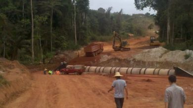 Photo of Route Batchenga-Tibati-Lena: des doutes sur la livraison à date du projet