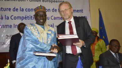 Photo of Coopération : l'Union Européenne pèse 1600 milliards FCFA  au Cameroun