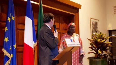Photo of Prix Simone Veil : la France réaffirme son soutien à Aïssa Doumara