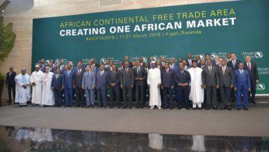 Photo of Entrée en vigueur de la zone de libre-échange continentale ce 30 mai sans le Cameroun