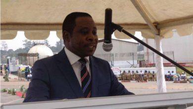 Photo of Gaston Eloundou Essomba : l'hyper-ministre