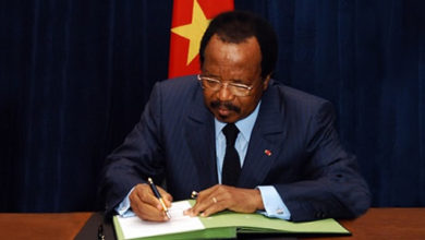 Photo of Paul Biya ratifie des emprunts de 117,9 milliards FCFA auprès de l'IDA