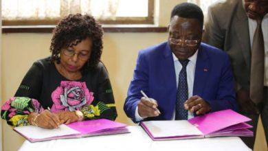 Photo of Education : partenariat Minesec-Afriland First Bank pour securiser les frais d'examen et concours