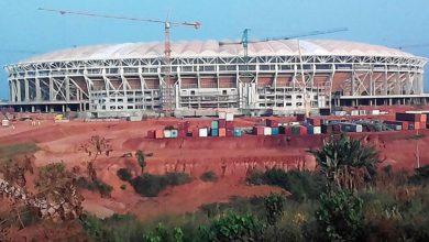 Photo of Piccini recherche des financements pour achever le stade d'Olembe
