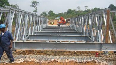 Photo of Travaux publics : la société française Ellipse promet livrer les 55 ponts métalliques en 2020