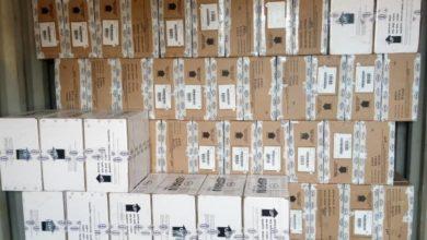 Photo of Contrebande : saisie de 483 cartons de faux médicaments par la douane camerounaise