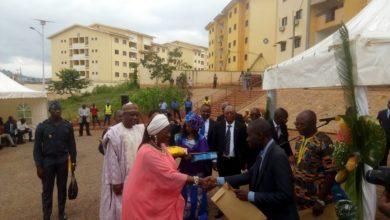 Photo of Logements sociaux : 32 appartements officiellement rétrocédés à Olembe