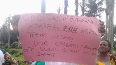 Photo of CDC : des employés en grève pour 13 mois de salaires impayés