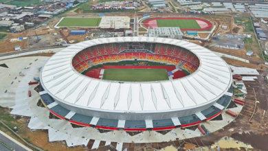 Photo of Can 2021 : plus de  90% de taux de réalisation des travaux de construction du stade de Japoma
