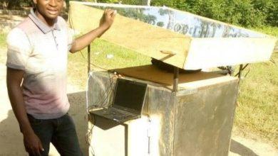 Photo of Un camerounais primé pour avoir construit un réfrigérateur solaire