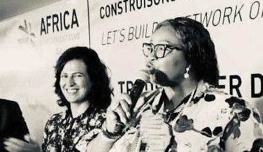 Photo of Kate Fotso primée meilleure femme entrepreneure africaine 2019
