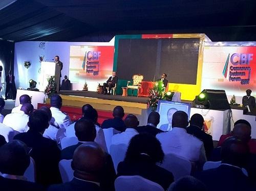 Cameroon Business Forum 2020