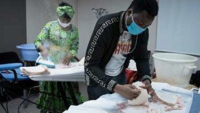 Photo of Coronavirus : le masque en tissu a le vent en poupe au Cameroun