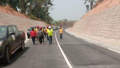 Photo of L'axe routier Lena-Nsegbe-Tibati rallongé de 27 km