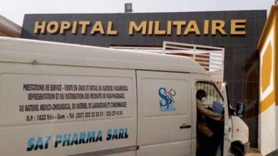 Photo of Lutte contre le coronavirus : l'ONG Sat-Pharma fait un don à l'hôpital militaire de Yaoundé