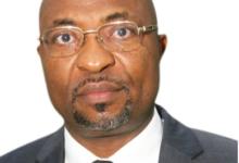 Photo of Gros plan sur le nouveau Directeur général de CCA-BANK