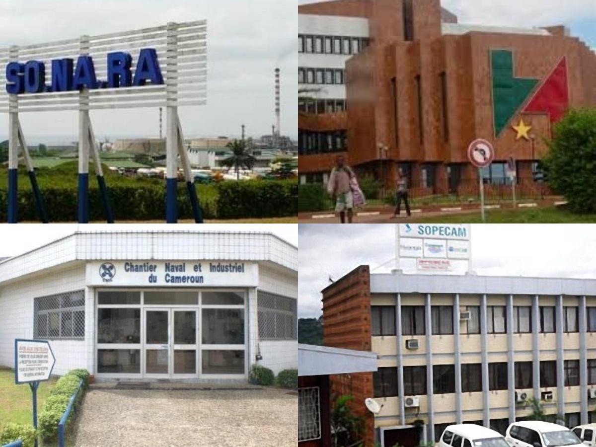 Les entreprises publique du Cameroun