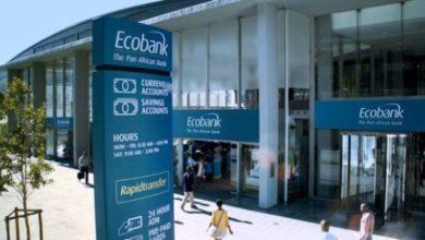 Photo of Ecobank désignée banque la plus innovante en Afrique