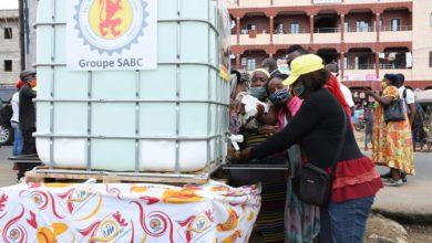 Photo of Sabc lance un programme de lavage des mains dans les marchés