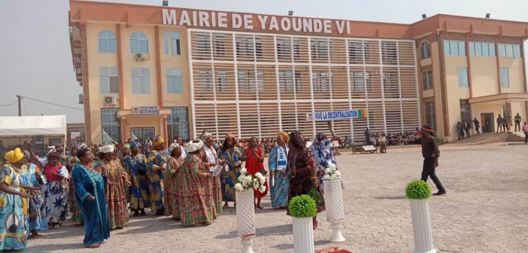 UneMairie de Yaounde
