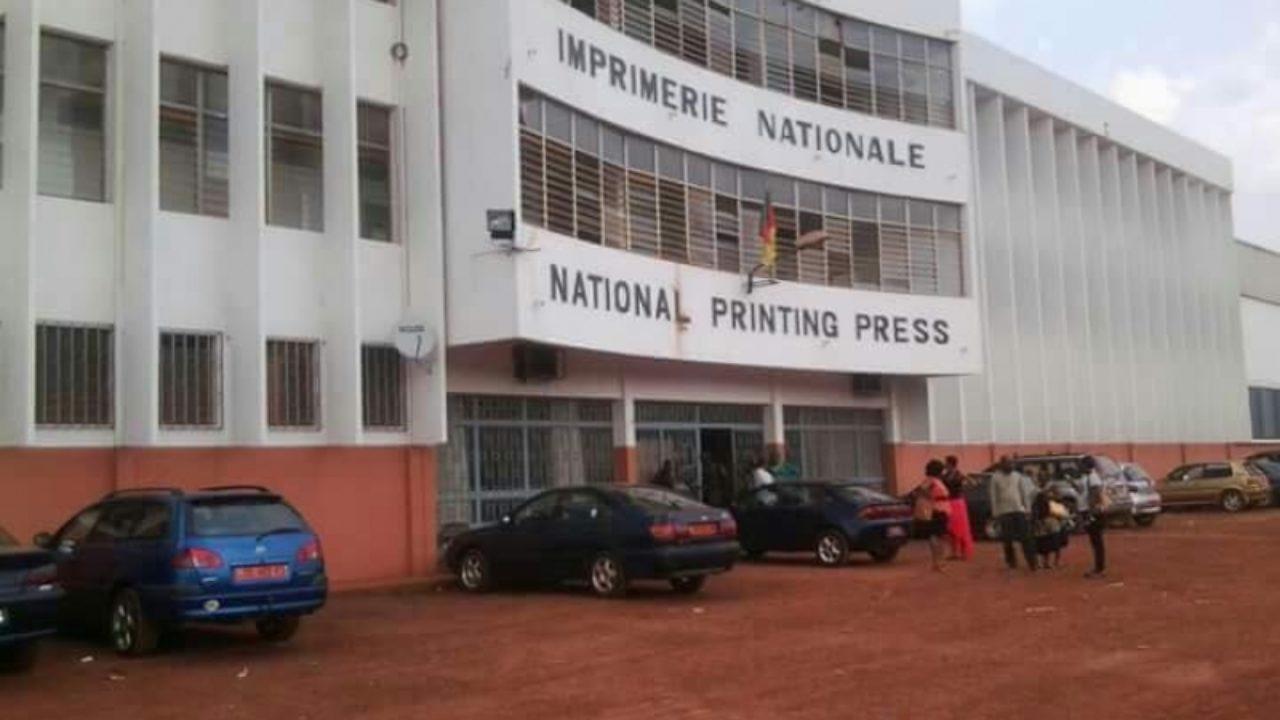L'imprimerie nationale en proie aux tensions de trésorerie permanentes
