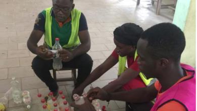 Photo of Entrepreneuriat : transformer des bouteilles plastique en meubles