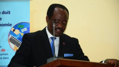 Photo of Salomon Eheth, nouvel ambassadeur du Cameroun à l'ONU