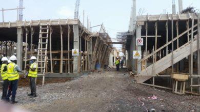 Photo of Le Neo Congo Mall de Douala affiche un taux d'exécution de 80%