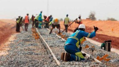 Photo of 1,31 milliard F pour les études de réhabilitation du chemin de fer Belabo-Ngaoundére