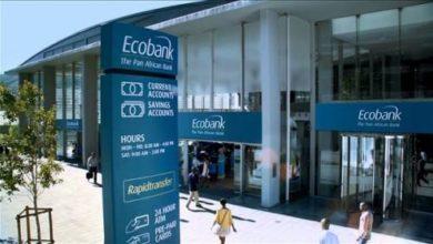 Photo of Le groupe Ecobank réalise un bénéfice avant impôts de 95 milliards de F CFA