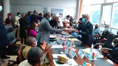 Photo of Import/Export: le Port  de Kribi et le ministère de l'Agriculture signent une convention sur les produits agricoles