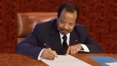Photo of Covid-19 : Paul Biya autorise un emprunt de 57 milliards auprès de la BAD