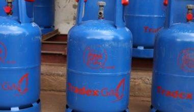 Photo of Tradex S.A recycle ses bouteilles de gaz domestique