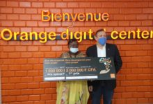 Photo of Poesam 2020 : Orange Cameroun prime quatre projets camerounais