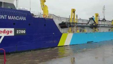 Photo of Le Port de Douala acquiert une nouvelle drague