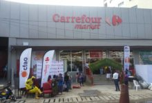 Photo of Grande distribution : Carrefour Market implante son deuxième centre commercial à Douala
